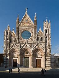 Italy Siena Cathedral