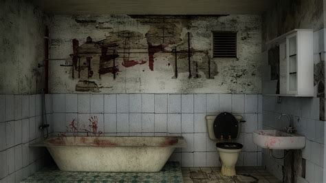 shower curtain ideas for small bathrooms horror bathroom 28 images quot horror quot bathroom by