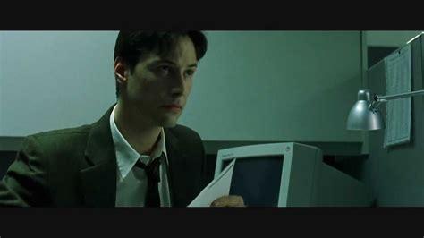 matrix escaping  work scene hd youtube