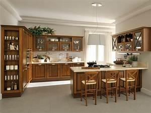 deco cuisine en bois With deco bois cuisine