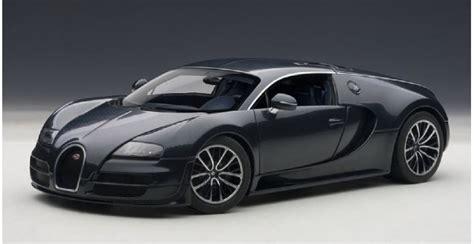 Autoart 70938 Bugatti Veyron 16.4 Super Sport Dark Blue 1