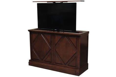 Poncho Villa Tv Lift Cabinet Tv Lift Foot Of Bed
