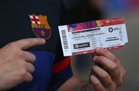 30 people are looking at this event right now. Barcelona Fc La Liga Tickets