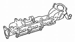 Jeep Grand Cherokee Engine Intake Manifold  3 0 Liter