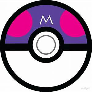 """""""Master Ball"""" Stickers by snidget Redbubble"""