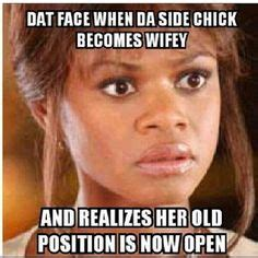 Side Chick Meme - that face you make on pinterest the face lol and lmfao