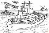 Coloring Carrier Aircraft Invincible Class Printable Drawing British Crafts Dot sketch template