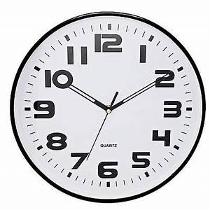 Wanduhr Weiß Modern : 1050 mebus wanduhr schwarz wei modern super design durchmesser 30 cm sabinesuhren ~ Frokenaadalensverden.com Haus und Dekorationen