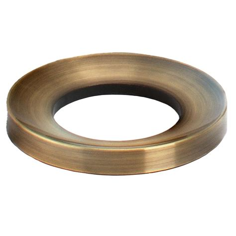is a mounting ring necessary for vessel sink fontaine glass vessel bathroom sink mounting ring in