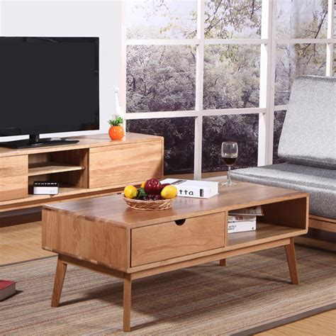white end tables for living room pure and white oak wood coffee table high end living room