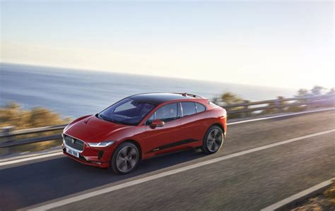 jaguar  pace official  mile  suv