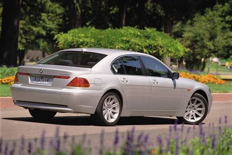 Bmw 745i Problems by Review Bmw E65 66 7 Series 2002 08
