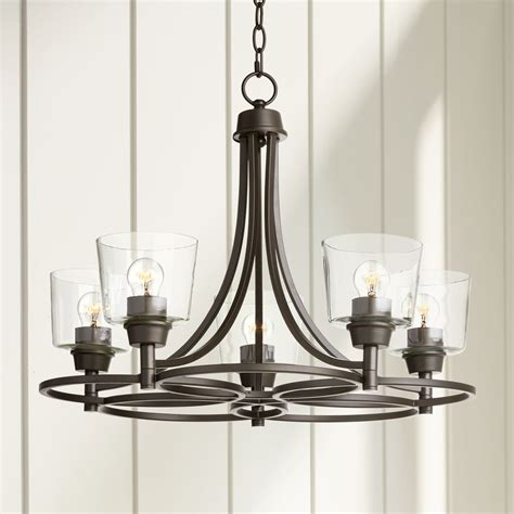 regency hill oil rubbed bronze ring chandelier