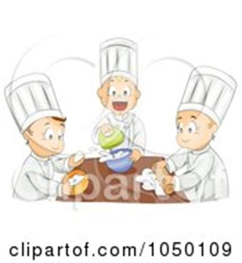 Royalty-Free (RF) Cooking Class Clipart, Illustrations ...