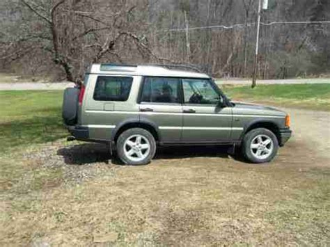 Sell Used For Parts Only !! 2000 Land/range Rover