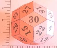 dicecollectorcom dice theme smallest  largest