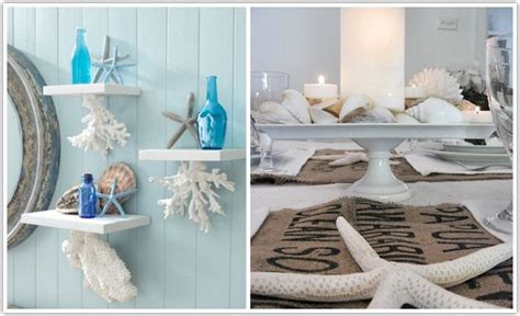 Beach Home Decor Ideas: Beach Themed Decorative Accessories