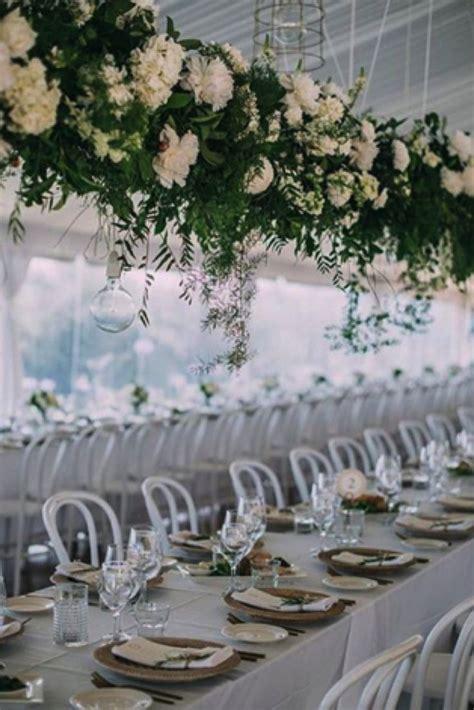 hanging flowers wedding ideas  pinterest