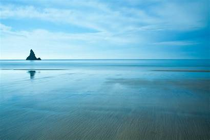 Reflection Water Screen Wallpapers Background Sea Sky