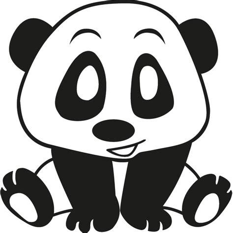 stickers panda sticker pas cher panda autocollant panda deco soon