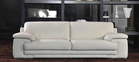 canapé en simili cuir canapé simili cuir beige univers canapé