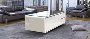 Table Basse De Salon : sobro la table basse multifonction parfaite pour votre salon ~ Teatrodelosmanantiales.com Idées de Décoration