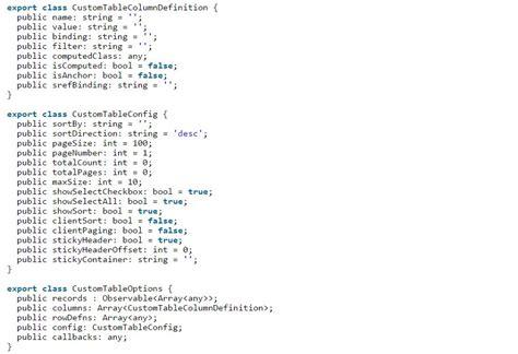 angular2 template in component single file 20 amazing angular 4 tables angularjs 4u