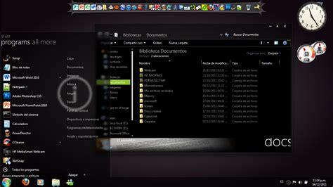 instalando temas personalizados en windows  www