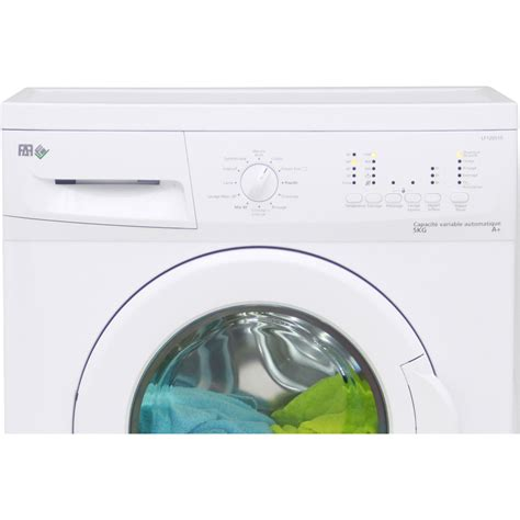 lave linge far lf120510 table de cuisine
