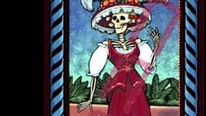 Video De Catrinas Una Tradicin Mexicana YouTube