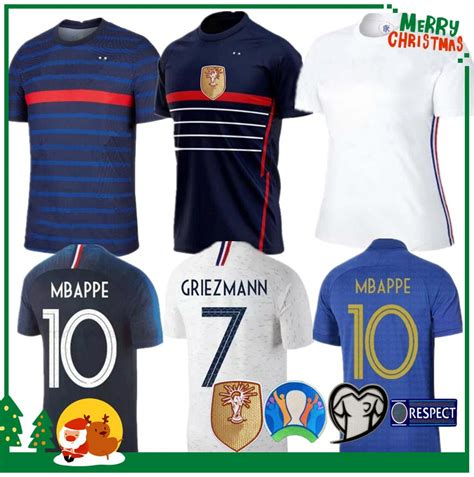 Check out the latest kylian mbappé kits and get yours today at the best price online. 2020 2020 France MBAPPE GRIEZMANN POGBA Jerseys 2021 ...