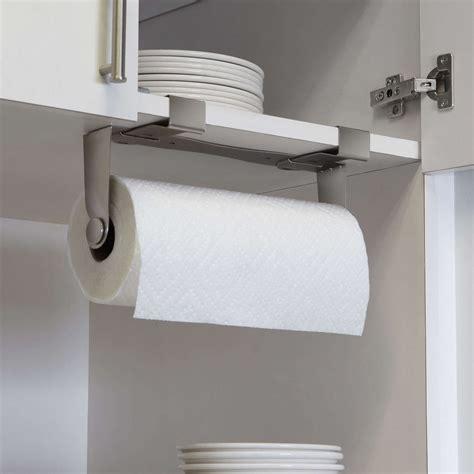 favorites   drill instant paper towel holder remodelista