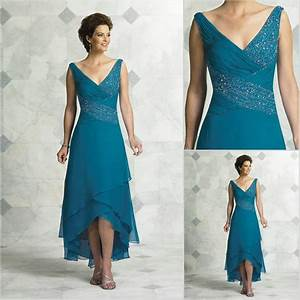 mother of the bride dresses elegant blue wedding With mother of wedding dresses