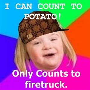 Scumbag Potato