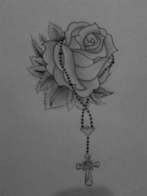 Rosary Cross Tattoo Design | Casino Online Rosary Beads Tattoo Blackjack Slots Roulette | Tattoo