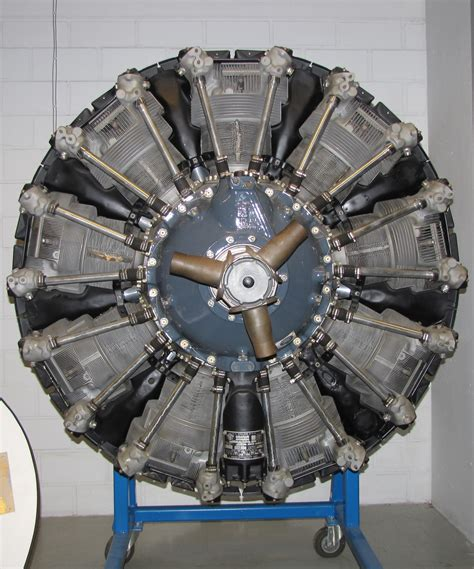 Why Were All Radial Engines About The Same Width?