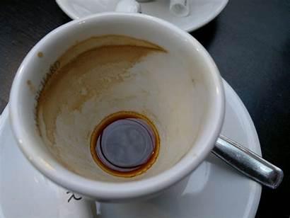 Empty Cup Coffee Tea Quotes Invincible Makes