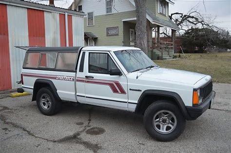 1988 jeep comanche sport truck find used collectible 1989 jeep comanche truck w 90k