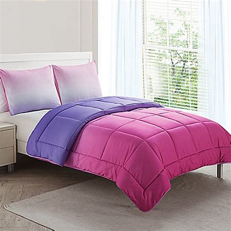 toddler bedding sets gt vcny piper ombre 4 piece reversible