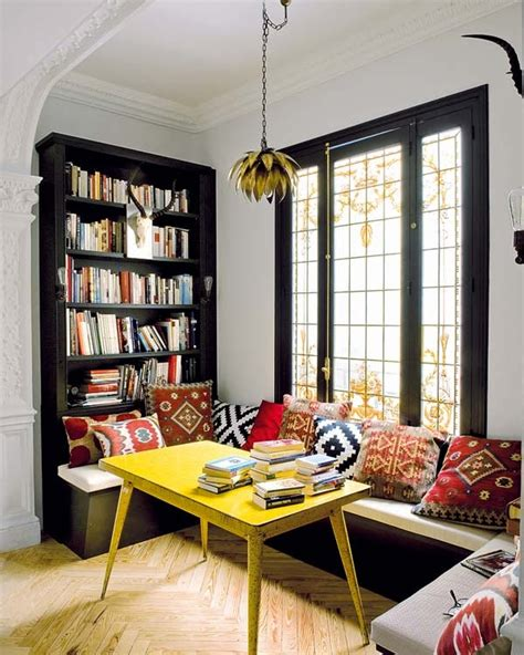 interiors beautiful reading nook project fairytale
