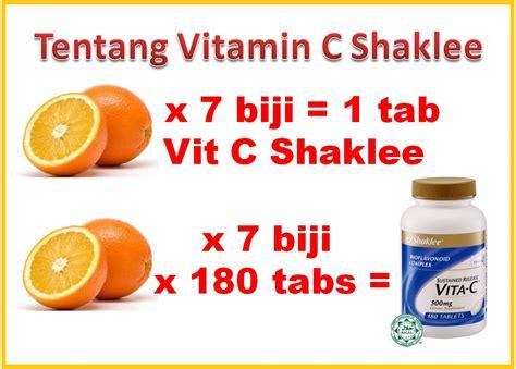 Vit C Adalah by Tentang Tentang Vitamin C Yang Terbaik