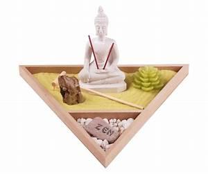 Grande Statue Decoration Interieur : jardin zen int rieur avec statue bouddha porte encens bougie sable 5228 ~ Teatrodelosmanantiales.com Idées de Décoration