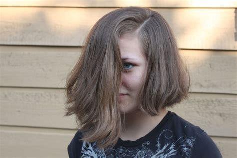 I cut my hair! « One Fat, One Short, One Lean