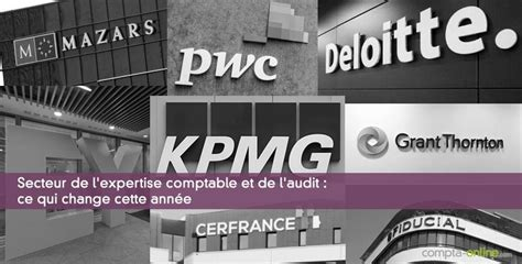 Les Cabinets D Expertise Comptable by L Actualit 233 Des Cabinets D Expertise Comptable Et D Audit