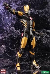 Kotobukiya Iron Man ARTFX+ Statue Photos & Order Info ...