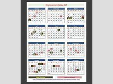 Bihar India Public Holidays 2014 – Holidays Tracker