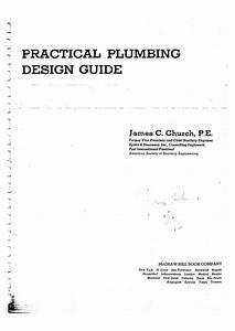 Practical Plumbing Design Guide