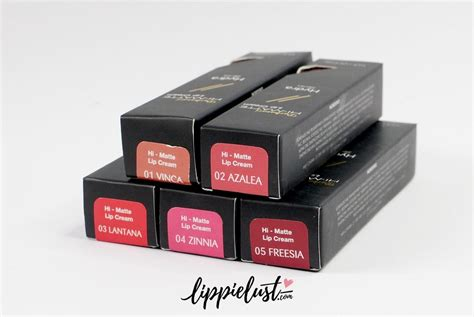 Harga Purbasari Hi Matte Lip Azalea jual lipstik purbasari hi matte lip azalea