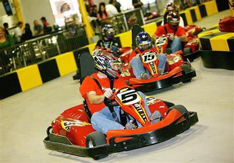 Pole Position Raceway Indoor Go-karts