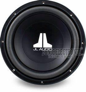 Jl Audio 10w3v2  10w3v2d4  Dual 4 Ohms 10 U0026quot  W3v2 Subwoofer W3